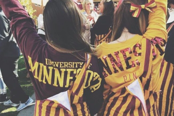 20 Signs You Go To University Of Minnesota Twin Cities