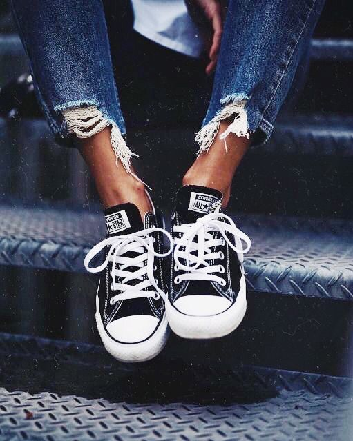 Converse are great for back to school!