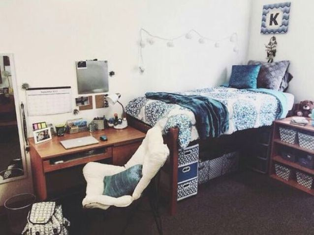 You'll definitely want these dorm essentials on your college packing list!