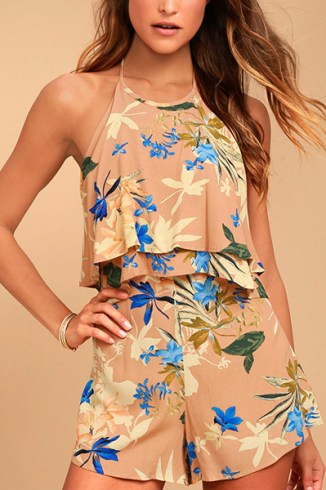 20 Must Have Rompers For Your Summer Wardrobe