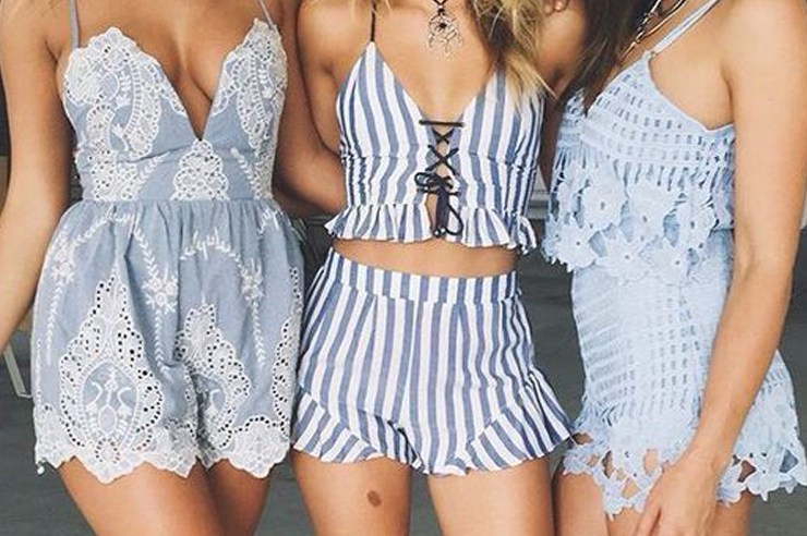 These boho, off-the-shoulder, floral, and striped rompers are essentials that you'll definitely want to add to your summer wardrobe this season.