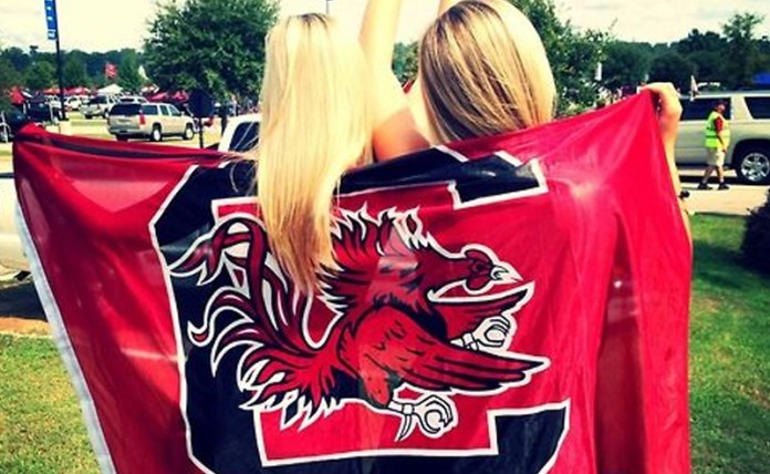 Everyone's curious as to what it'd be like to go to a different college. These GIFs describe what it's like to be a student at University of South Carolina.