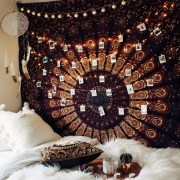 It's important that you make your dorm room feel like home while at college. Here are some decorations that are sure to get you the comfy vibe!