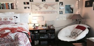 Dorm life is a huge part of your college experience, especially freshman year. Here are the pros and cons to living in a single dorm room !