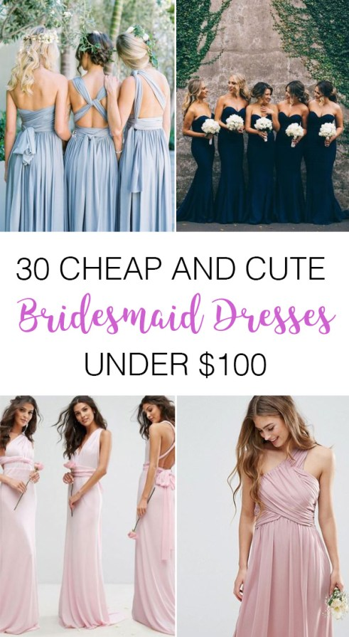 These are the cutest bridesmaids dressers that don't come with an expensive price tag!
