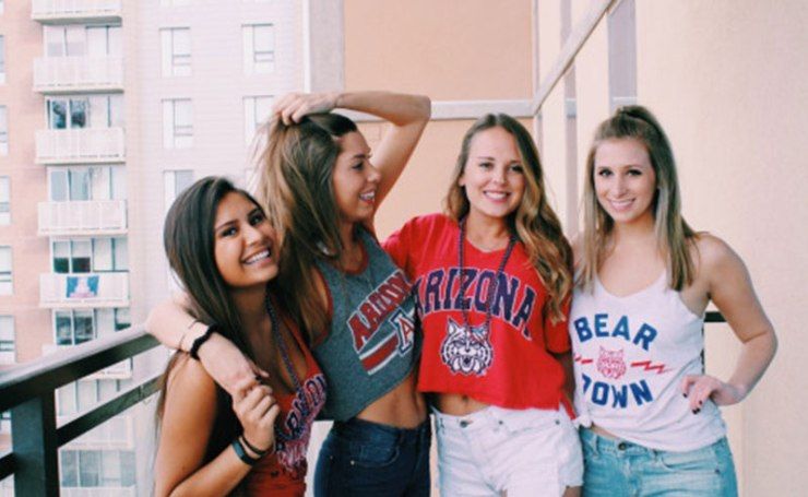 What Exactly Happens At Freshman Orientation At UofA