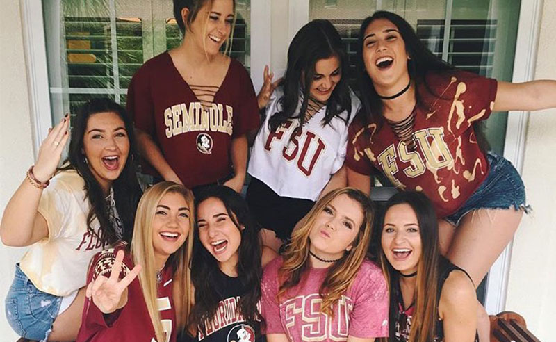 21 Signs That You Go To FSU