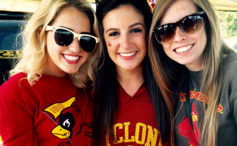 Iowa State University is one hell of a school, and I'm absolutely in love with my home away from home. Here's a few reasons why you'll love ISU.