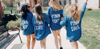 Being a college student naturally has its ups and down. If you're a student at Penn State, these GIFs will probably be spot on to many of your experiences.