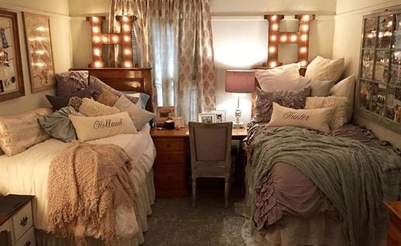 20 Easy Dorm Room Decorating Tips - Society19