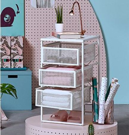 IKEA is one of the best places to shop for dorm decor!