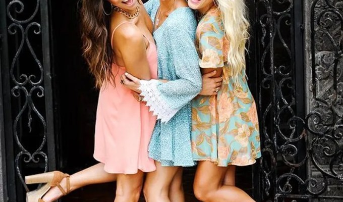 Finding the perfect dress for rush week can be hard! Here are some cute rush dresses that are perfect for your sorority recruitment and Greek week!