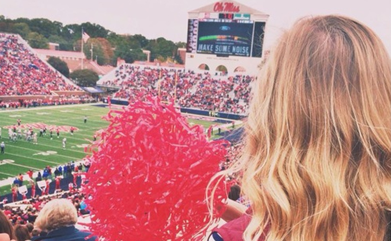 At Ole Miss, football is life and it is important that you look your best during gameday! Here are 10 adorable gameday outfits at Ole Miss you NEED to copy!