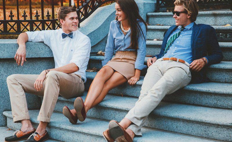 From having Saturday classes to the terrible dress code, these are the 20 signs that you went to a New England Boarding School!