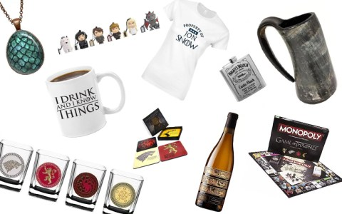 Must have game of thrones gifts for GOT fans! These cool Game of Thrones gift ideas for her or for him make the perfect present ideas!