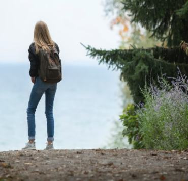 Follow a personal journey of discovering another way to look at things ending. Starting your freshman year of college is challenging but rewarding!