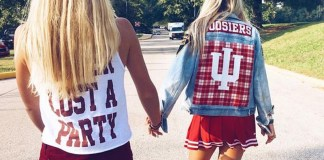 Indiana University is hands down the best college in America.The woodsy atmosphere, immense amount of school spirit, and parties are just a few reasons why.