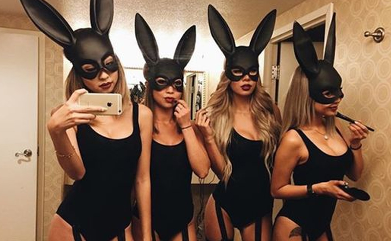 Halloween is one of the most important holidays in college. From Baywatch to blind mice, here are the 25 most Insta-worthy college Halloween costumes!