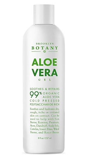 Sooth and repair that sunkissed skin with Aloe! One of my favorite beauty essentials.
