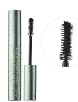 Water proof mascara is one of those everyday beauty essentials, but certainly a fit for the beach!