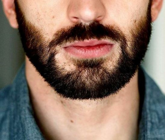 Why your girl hates facial hair.