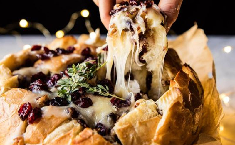 If you're in need of a good recipe to bring to your upcoming party, keep reading for 10 easy and elegant holiday appetizers.