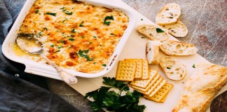 These cheap easy dips take 3-20 minutes to make. Hosting a party? Use one of these easy dip ideas to wow your guests! Bean dip and 7layer dip are the faves.