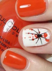the cutest halloween nail art inspiration from pinterest