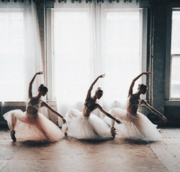 Growing up as a dancer not only means countless hours of practice and painfully blistered feet; but most importantly, it makes you who you are.