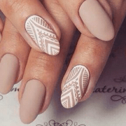 Why not try something a little different next time you go to get a manicure? Here are some of the trendiest matte nails on Pinterest.