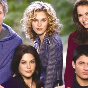 """People always leave, but sometimes they come back."" - Peyton Sawyer, One Tree Hill"