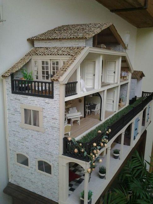 Terrace Dollhouses!