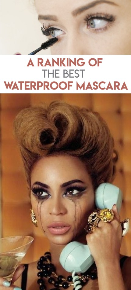 These are the best waterproof mascaras you need to know about!