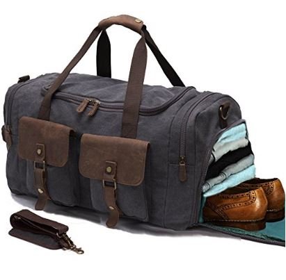 15 Weekend Bags For Men To Update Your Travel Style