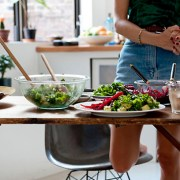 Food prep is hard, but even with a small amount of time and simple ingredients, you'll be ready to go with these easy and healthy snacks for work!