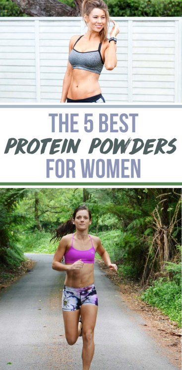 Here are the best protein powders for women that you need to try!