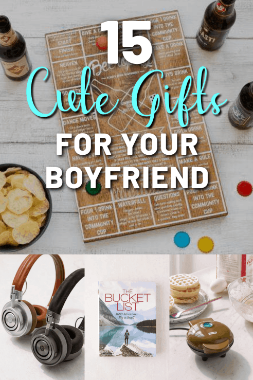 15 Cute Christmas Gift Ideas For Your Boyfriend Society19