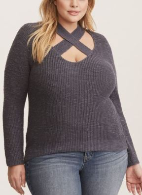 Torrid is one of the best plus size clothing websites!