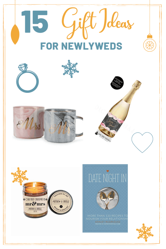 If you know a recently married couple, then these his and hers presents are the best Christmas gift ideas for newlyweds you need to buy!