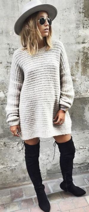 15 Winter Dress Outfits You Need To Copy