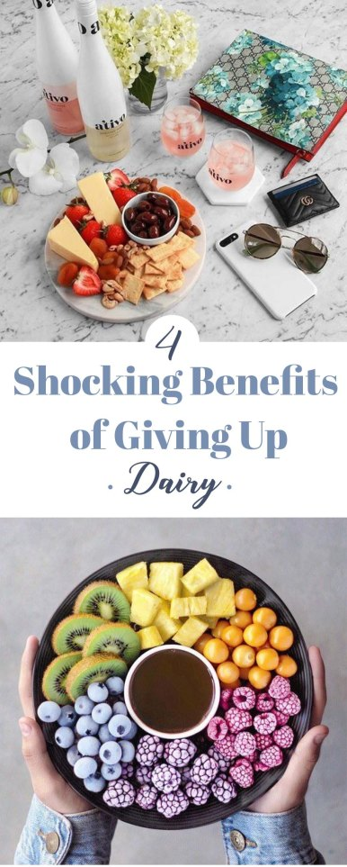 There are some shocking benefits to giving up dairy that you should know about!