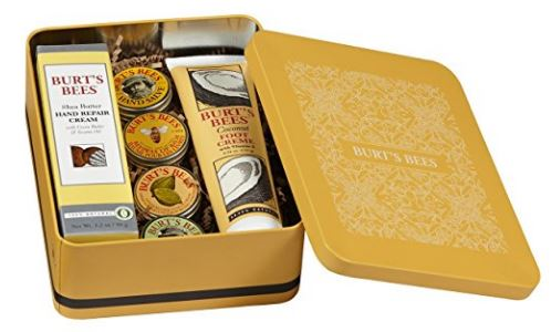 Burts Bees make good christmas gift ideas for your mother in law!