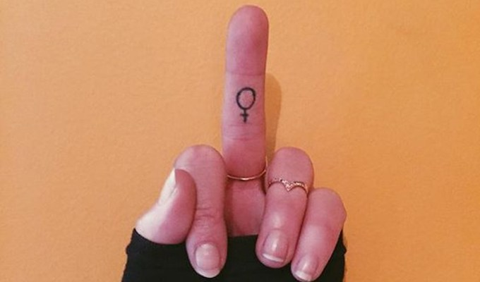 If you're a women who's looking for some badass girl tattoos to rock in the New Year, then these small feminist tattoo ideas are a meaningful way to show your stance on girl power! These tattoos can be hidden or out in the open, it's all about how you want to preach your female rights!