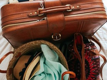 """If you're about to take off for school, here's a list of what not to pack for college that you may have thrown in your bag """"just in case."""" Trust me, when heading off to school the less, the better!"""