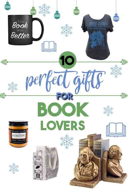 10 Book Gift Ideas for the Bookworm in Your Life