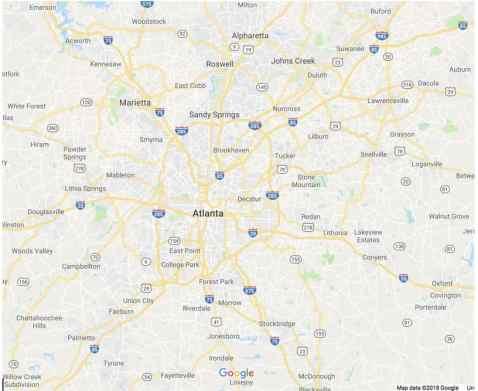 10 Memories Of Growing Up In Atlanta, Georgia