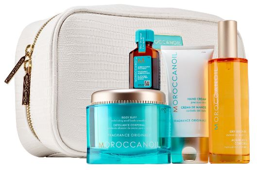 The MorrocanOil gift set is a great new mother's day present!