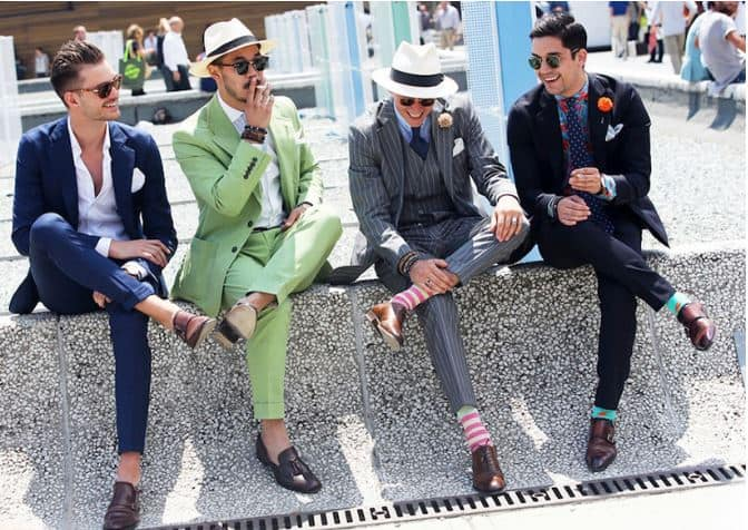 Derby shoes are 2018 summer fashion essentials for men!