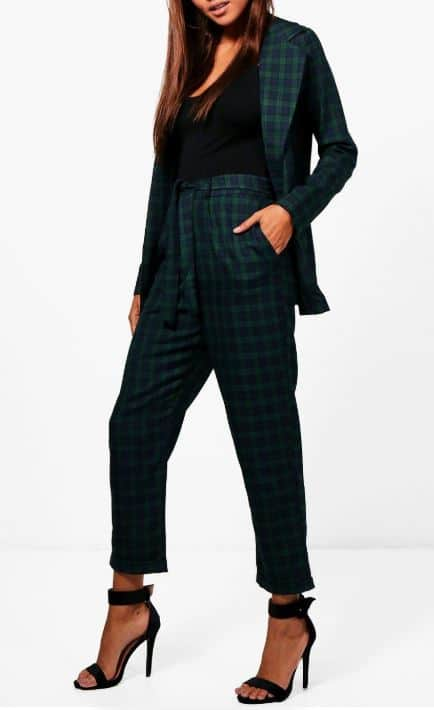 15 Plaid Pants Outfit Looks Anyone Can Rock