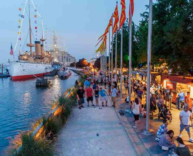 Historic ships are sailing into Philadelphia's waterfront. These ships will be available to view, tour, and sail on during Sail Philadelphia. Here's everything you need to know.